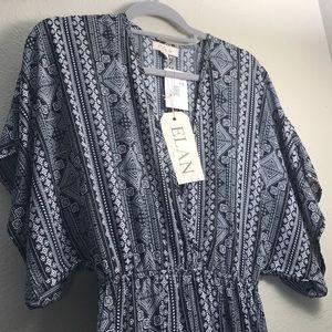 Elan kimono cover up